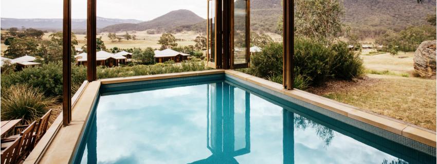 Emirates One Only Wolgan Valley Blue Mountains Australia