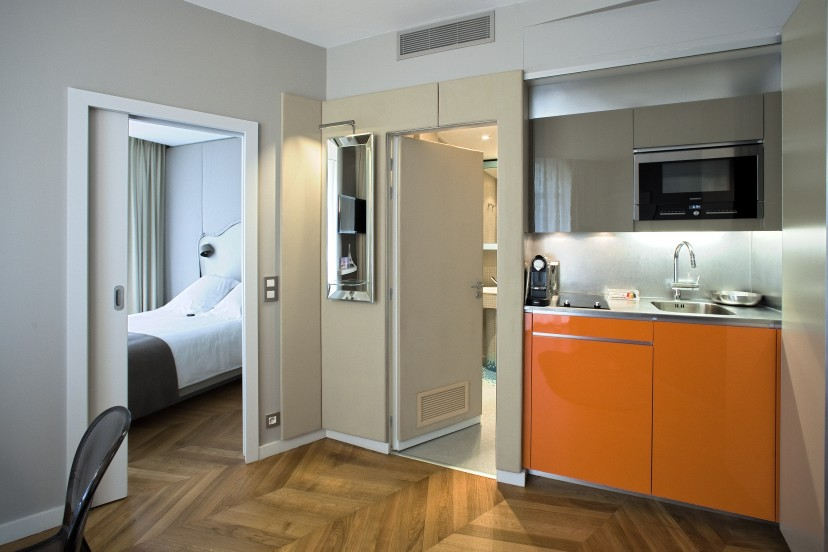 Nell Hotel & Suites, Paris, France