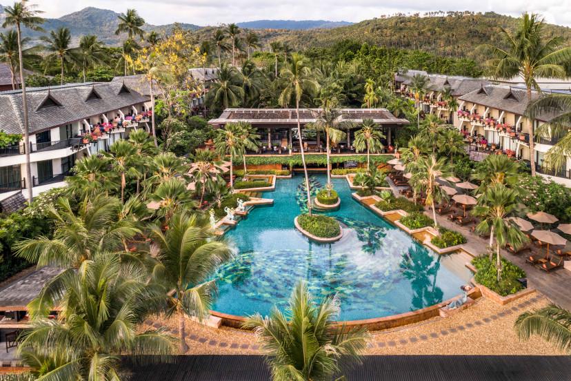 Anantara Bophut Resort Spa Hotel Bophut Koh Samui Smith Hotels