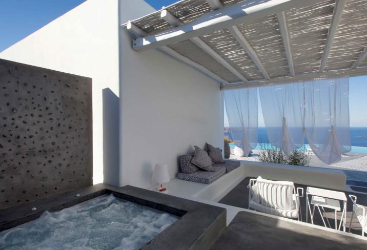 Two Floor Suite terrace
