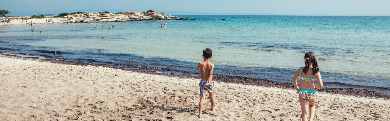 Ekies All Senses Resort hotel – Sithonia – Greece