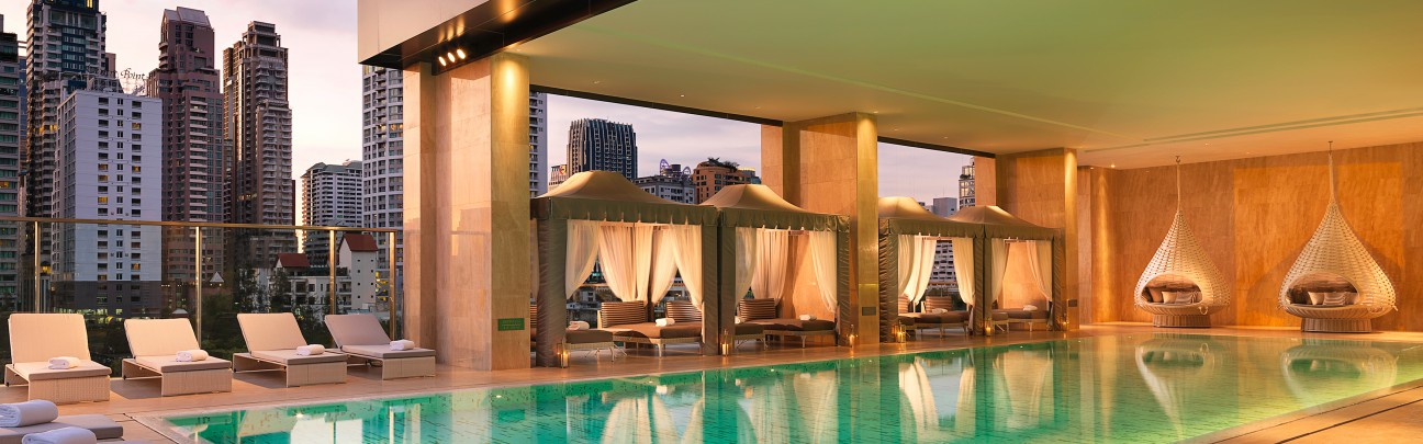 The Oriental Residence – Bangkok – Thailand