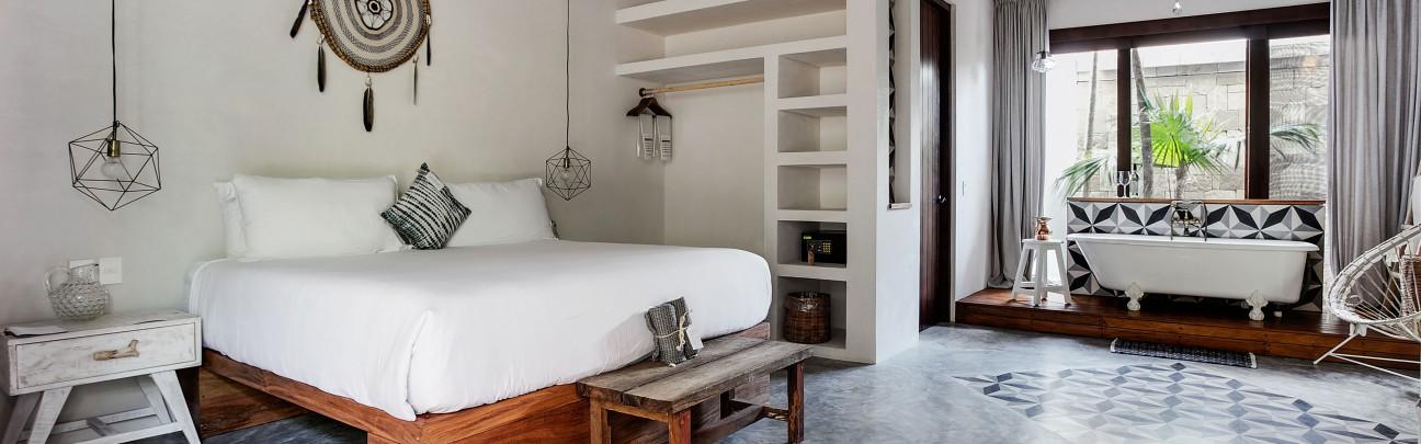 Sanara tulum hotel riviera maya quintana roo smith for Design hotel tulum