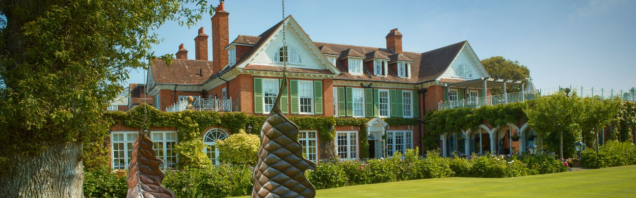 Chewton Glen – Hampshire – United Kingdom