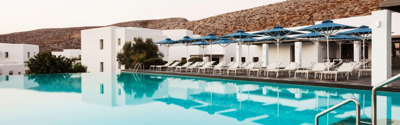 Anemi Hotel – Folegandros – Greece