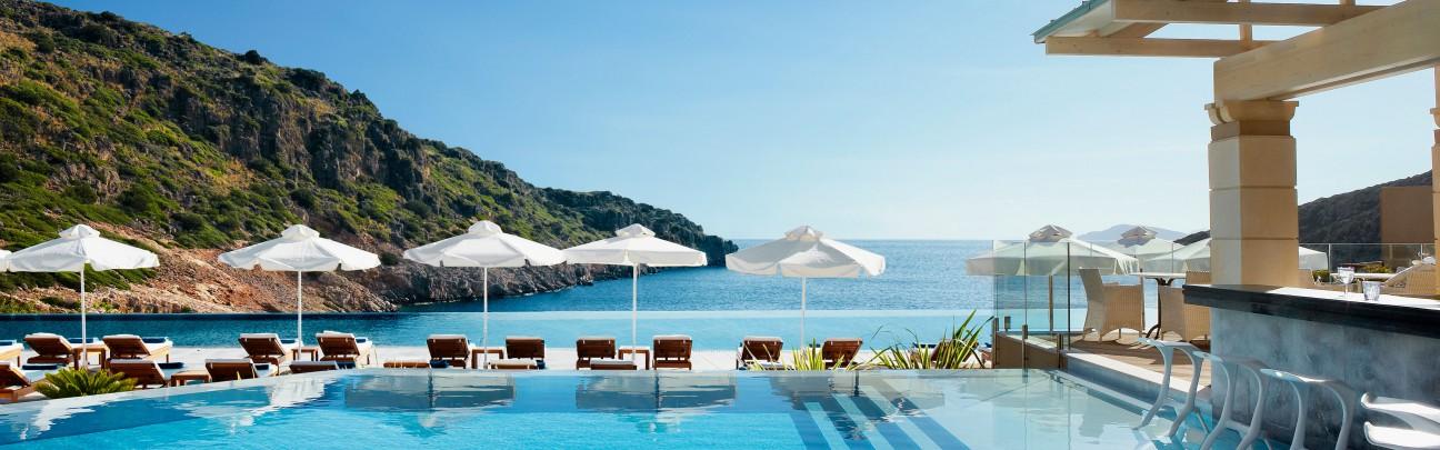 Daios Cove Luxury Resort & Villas – Crete – Greece