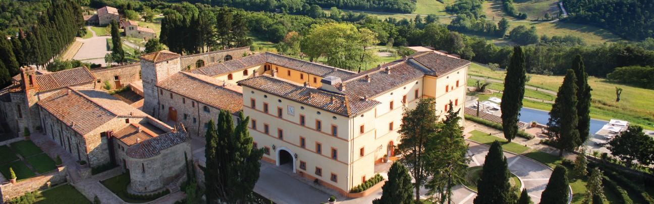 Castello di Casole – Tuscany – Italy