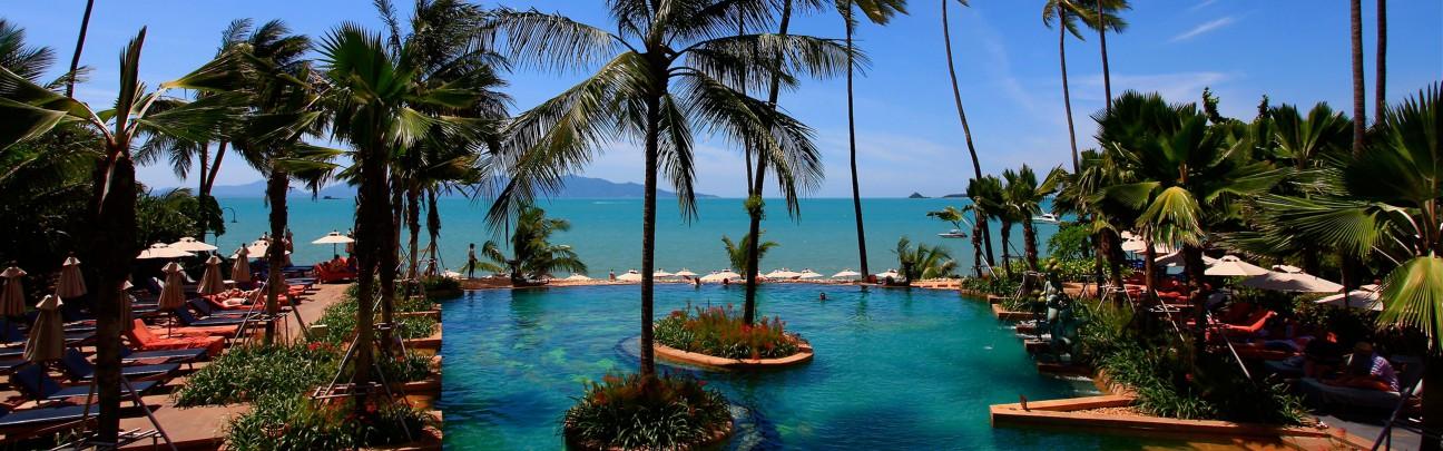 Anantara Bophut Resort & Spa – Koh Samui – Thailand