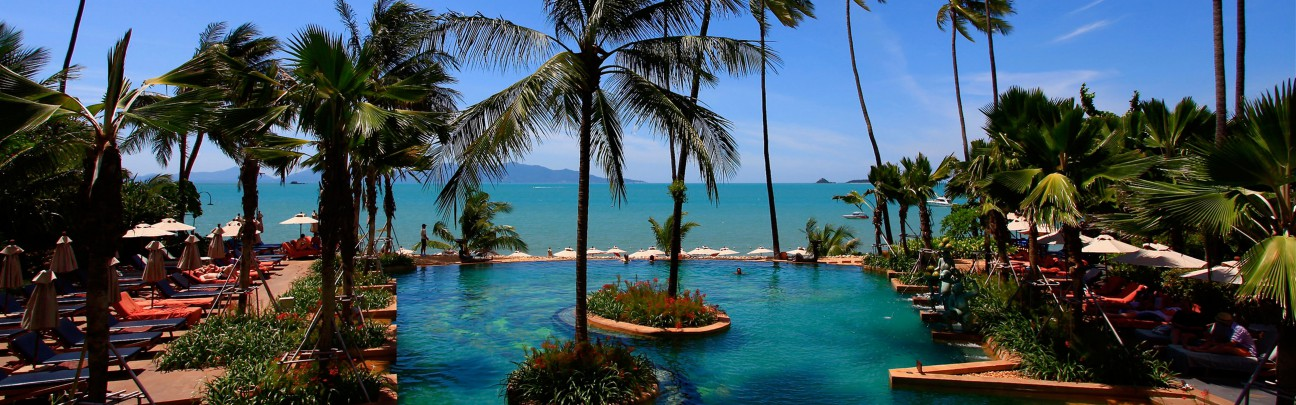 Bophut Resort And Spa Koh Samui Thailand
