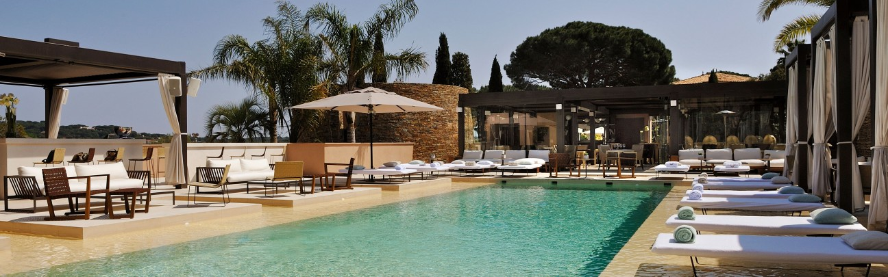 Muse st tropez hotel ramatuelle st tropez smith hotels for Hotel luxe france