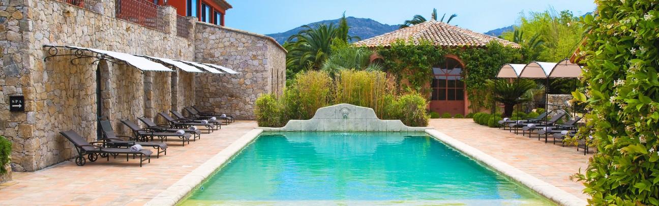 La Signoria Hotel Corsica France Smith Amp Family