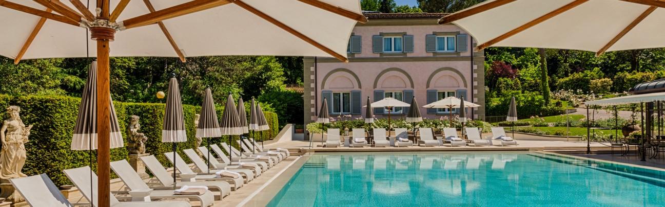 Villa Cora – Florence – Italy