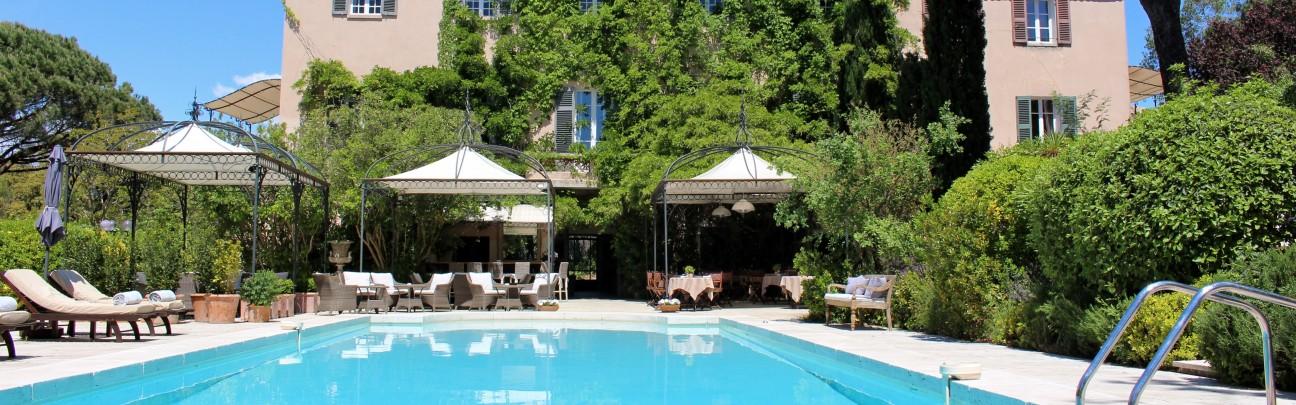 Le Mas de Chastelas Hotel – St Tropez – France
