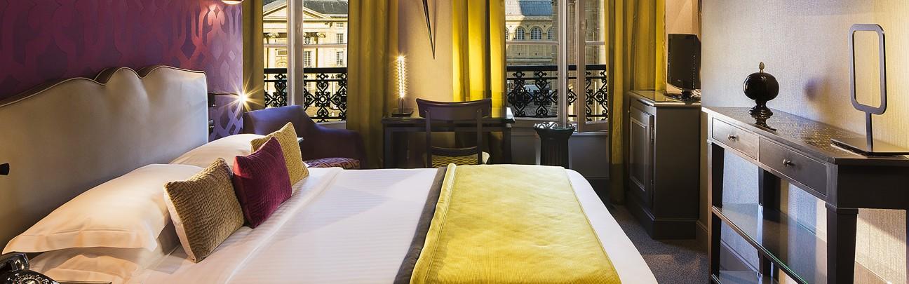 Hotel Les Dames Du Pantheon Paris