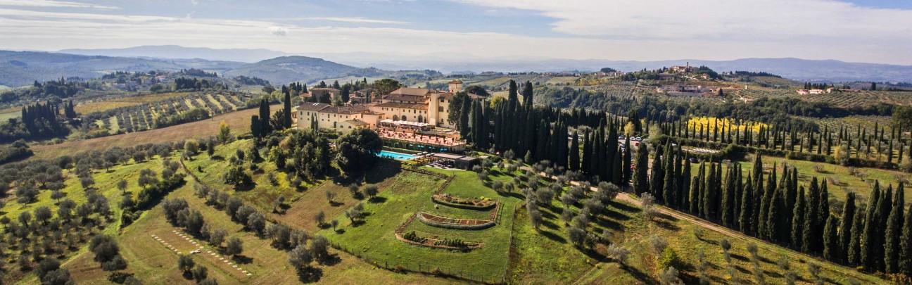 Castello Del Nero Hotel E Spa