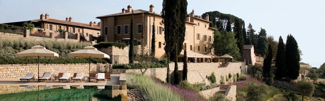 rosewood castiglion del bosco hotel montalcino tuscany
