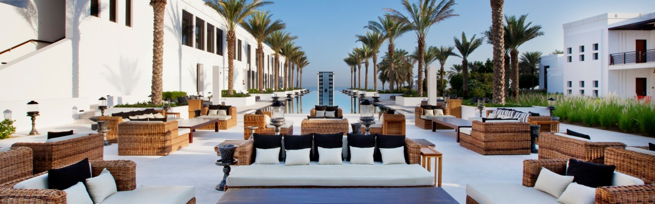 Rooms suites at the chedi muscat hotel muscat smith for Hotel luxury oman