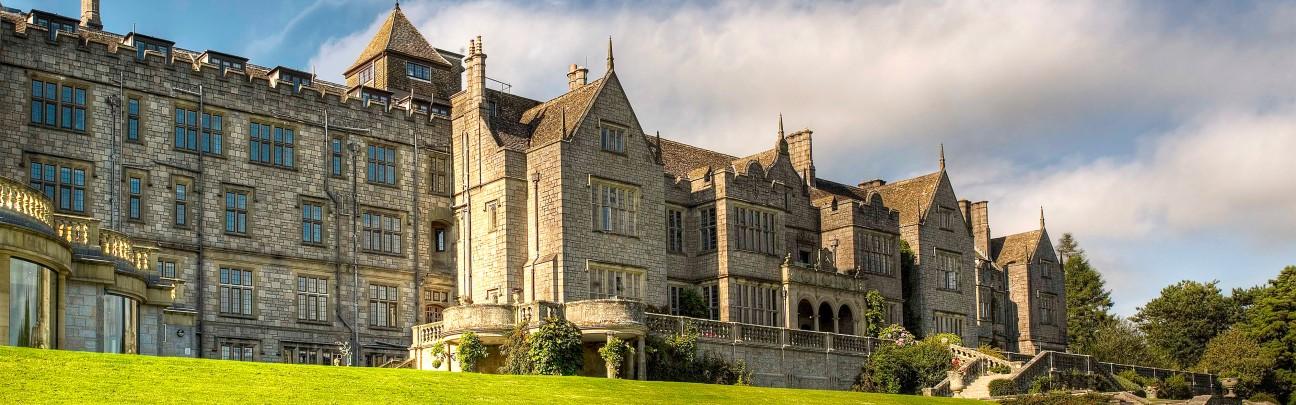 Hotels Near Bovey Castle