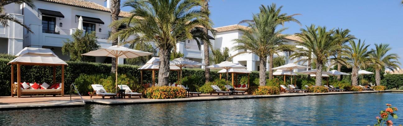 Finca Cortesin Hotel Casares Marbella Smith Hotels