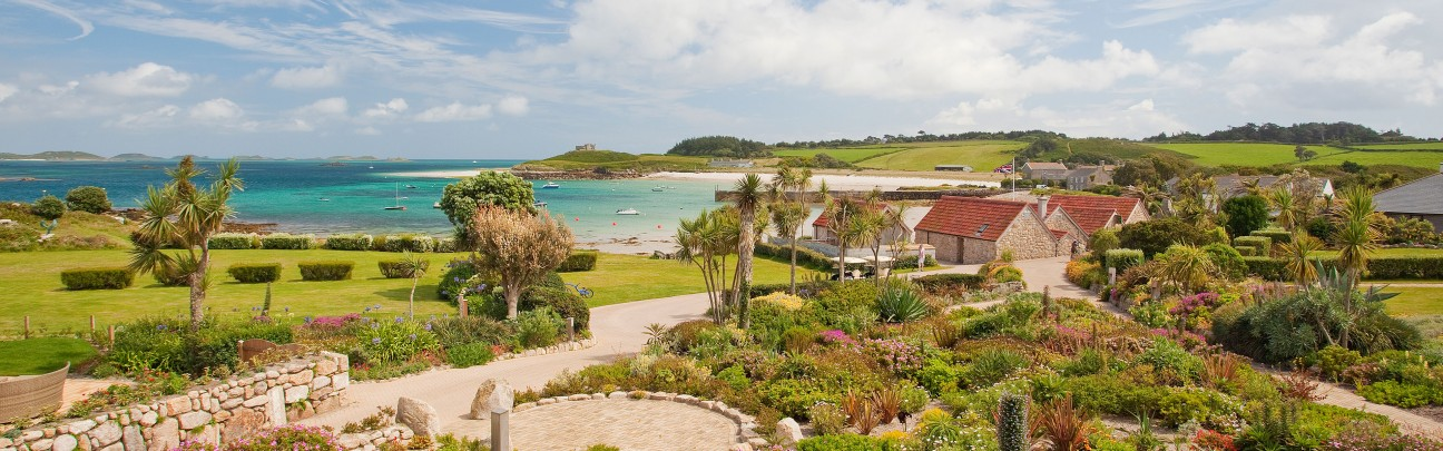Tresco Sea Garden Cottages Isles Of Scilly England Smith Hotels