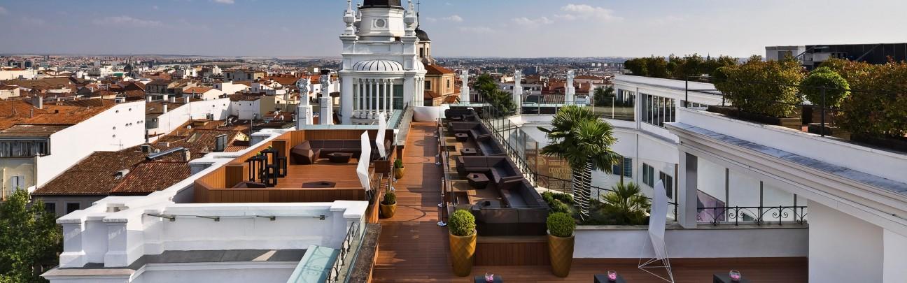 Me Madrid Reina Victoria Hotel Puerta Del Sol Madrid