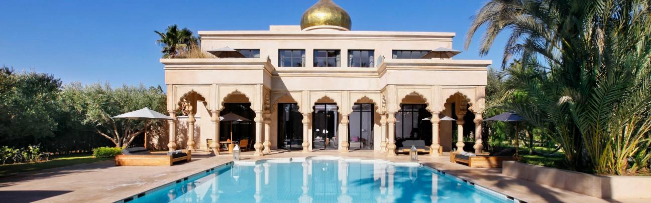 Palais Namaskar Marrakech Morocco Mr Amp Mrs Smith