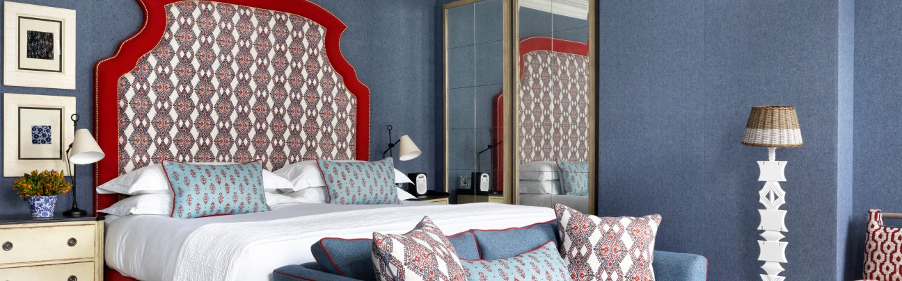 Number sixteen hotel west london london england - Number 16 hotel london ...