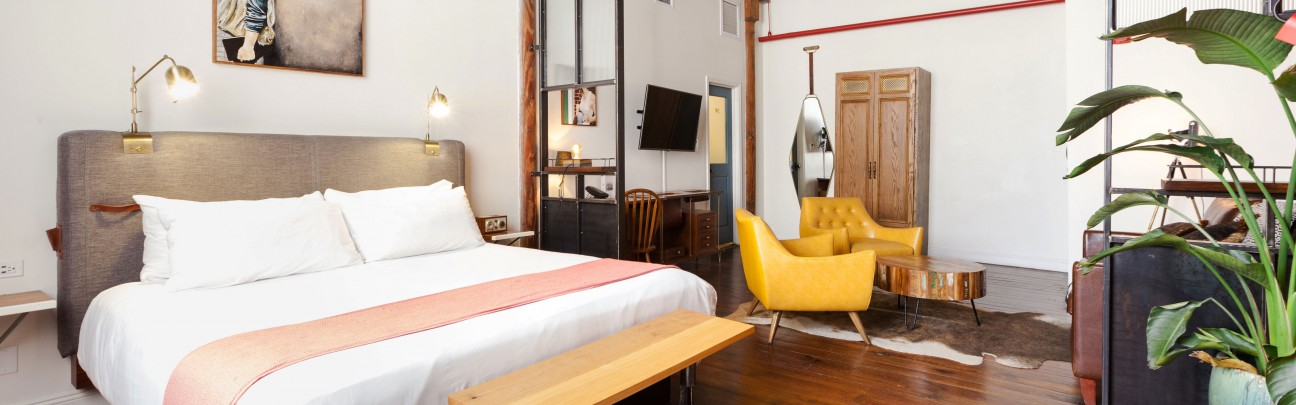 The Old No. 77 Hotel & Chandlery - Arts District, New Orleans - Louisiana - Smith Hotels