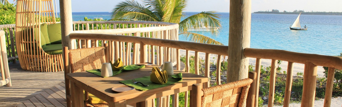 Six Senses Laamu Hotel – Maldives – Maldives