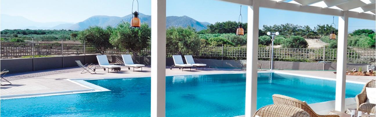 Paradise Island Villas – Crete – Greece