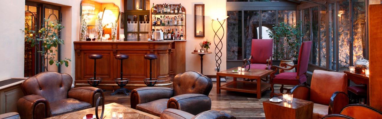 Hostellerie de l'Abbaye de la Celle hotel - Provence - France
