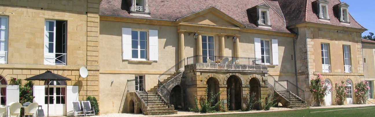 Château les Merles Hotel – Dordogne – France