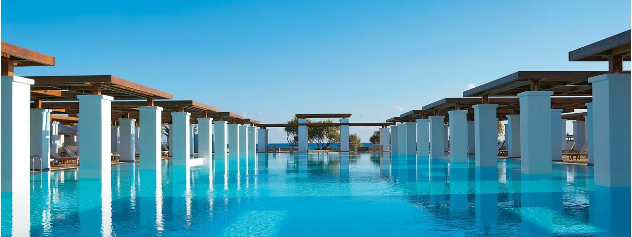 Amirandes hotel crete greece smith family for Designhotel kreta