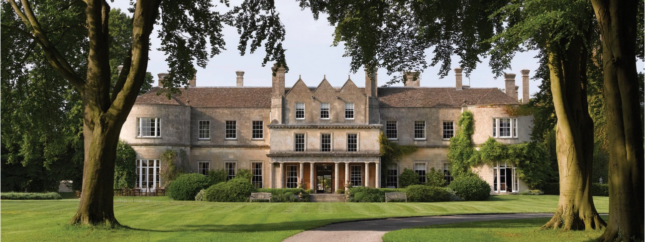 Lucknam park hotel spa wiltshire united kingdom for Best countryside hotels