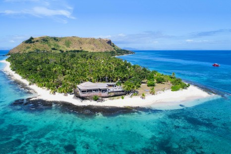 Photo of Vomo Island Fiji