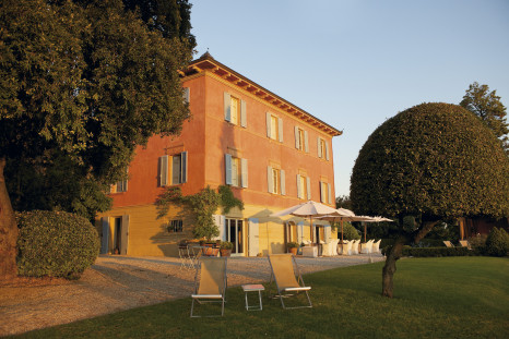 Photo Of Fontelunga Hotel And Villas Tuscany