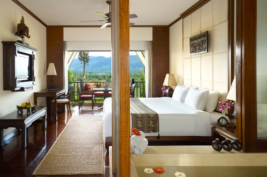 Photo of Deluxe Three Country View Room