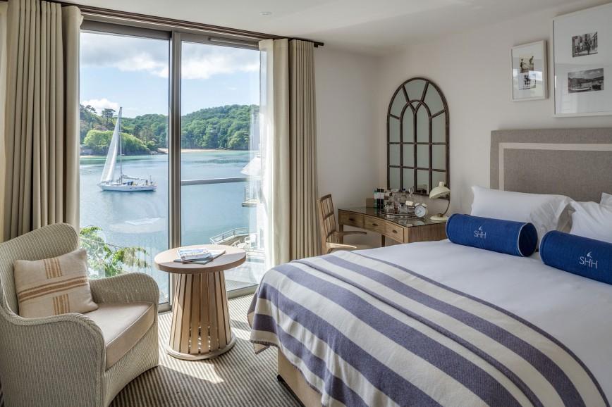 Photo of Estuary Glimpse & Juliette Balcony Room