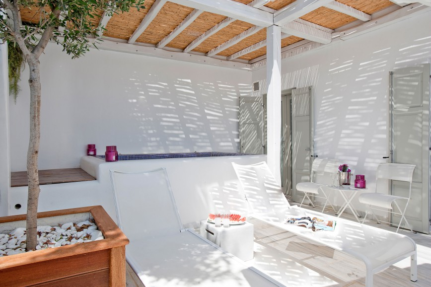 Photo of Deluxe with Plunge Pool