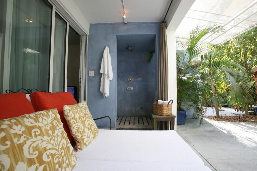 Photo of Garden Outdoor Shower Suite