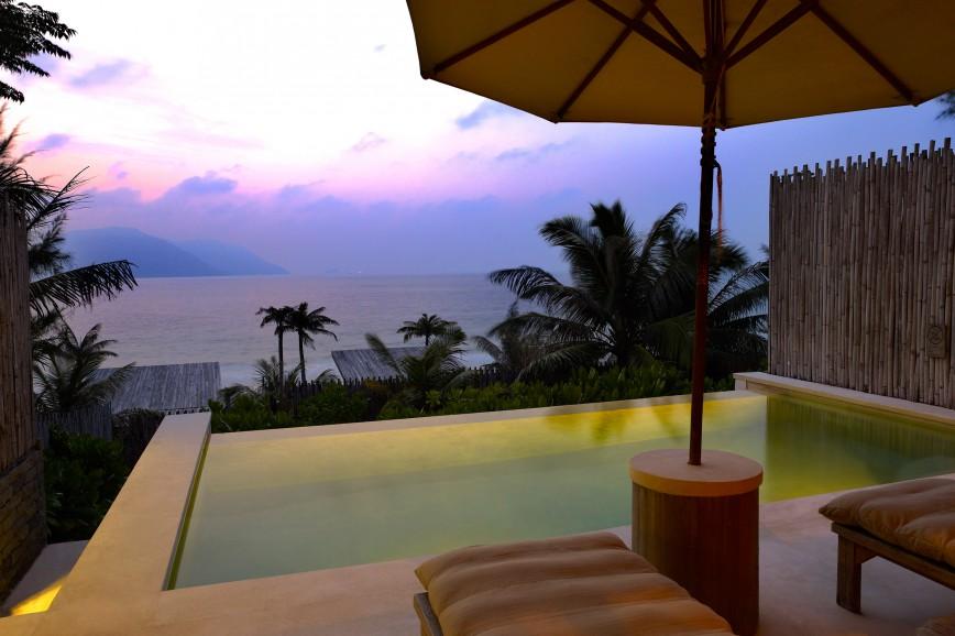 Photo of Ocean View Duplex Pool Villa
