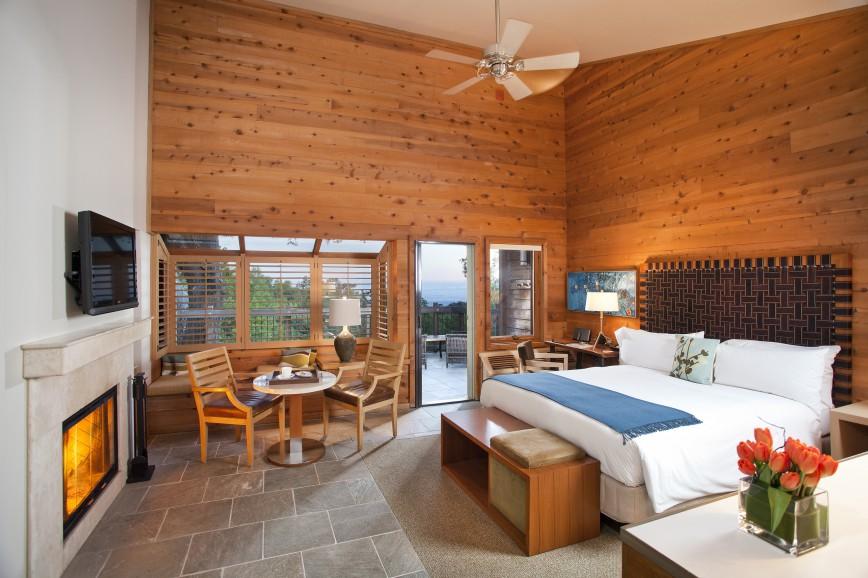 Photo of Ventana Fireplace Room