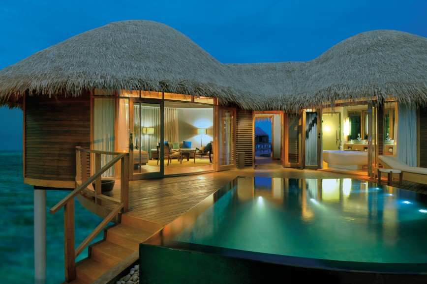 Photo of Water Villa with Private Plunge Pool