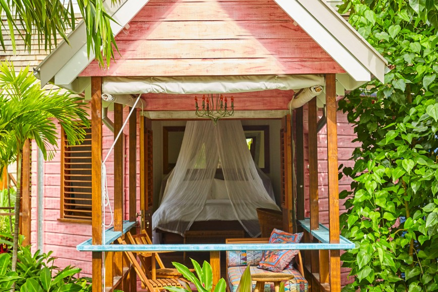 Photo of One Bedroom Tall Beach Hut