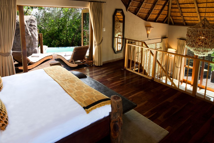 Photo of Master Suite with Plunge Pool