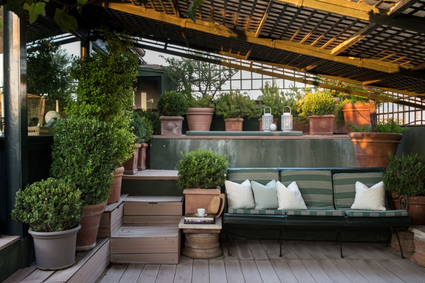 Photo of Two-Bedroom Roof Garden Suite