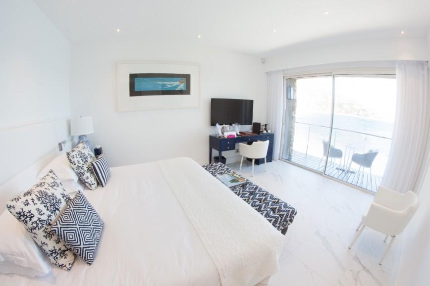 Photo of Deluxe Room with Balcony 'La Mer'