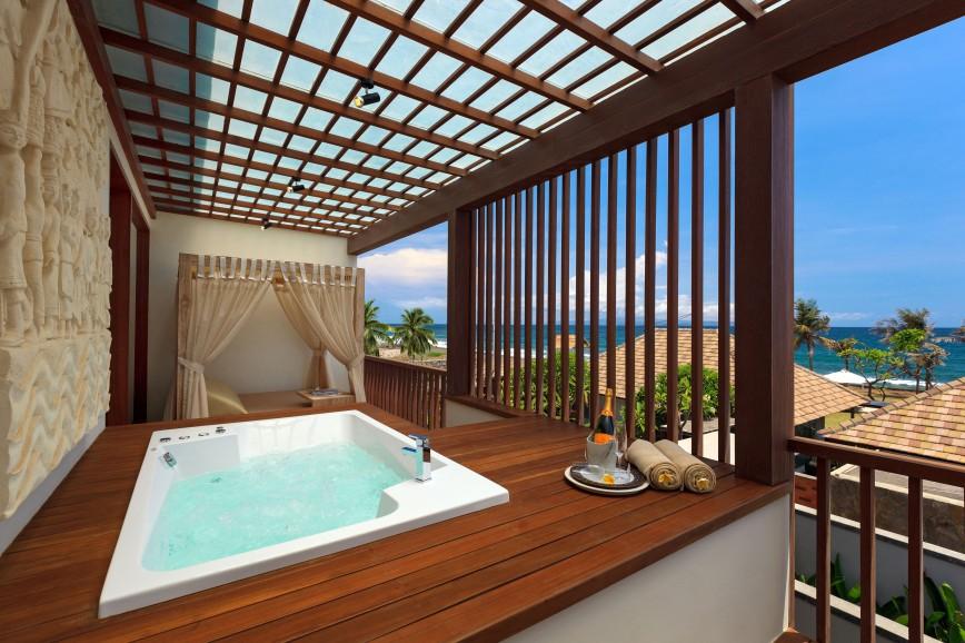 Photo of Jepun One Bedroom Jacuzzi Suite Ocean View