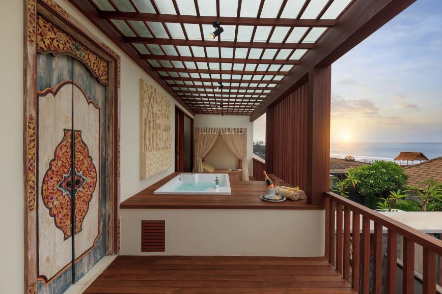 Photo of Jepun One Bedroom Garden View Jacuzzi Suite