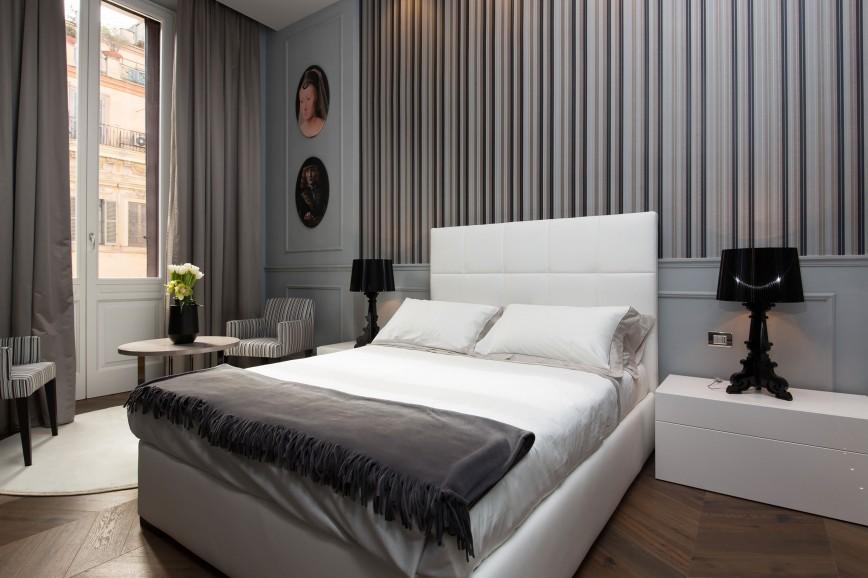 Photo of Deluxe Room Grey